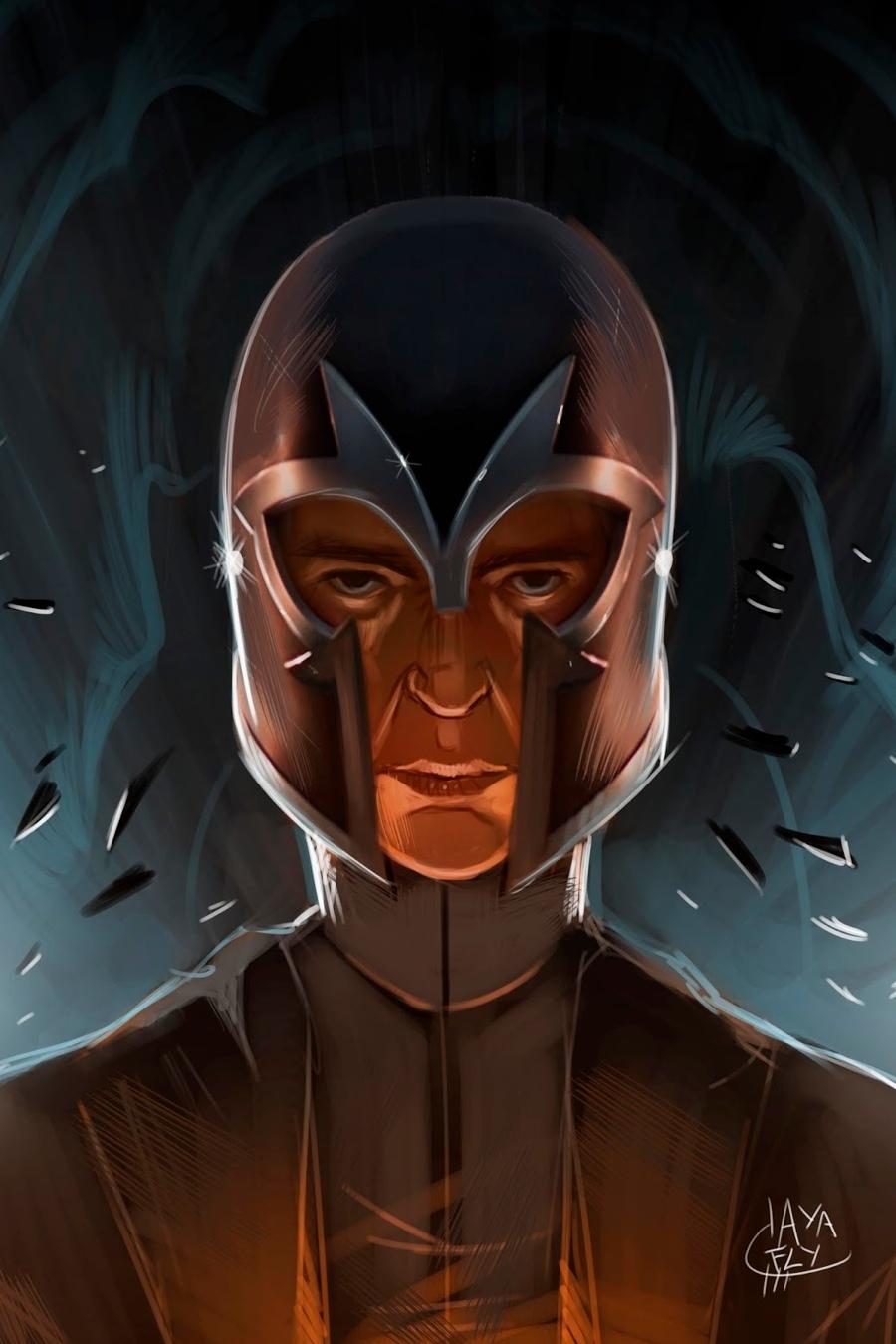 Magneto by Saraspano