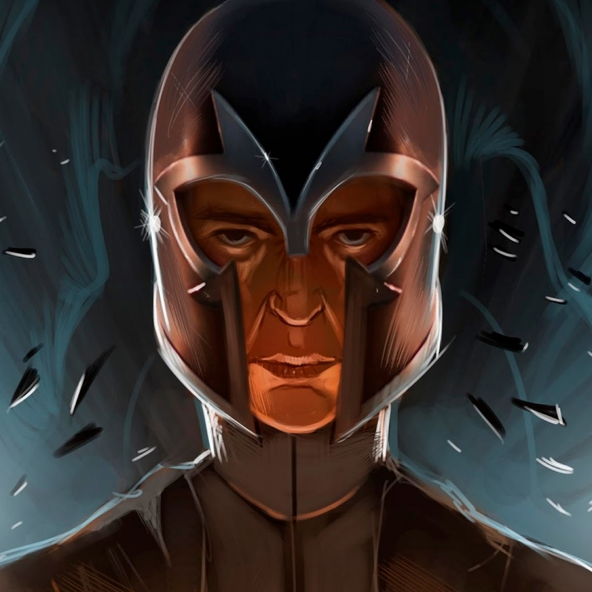 Magneto by Saraspano