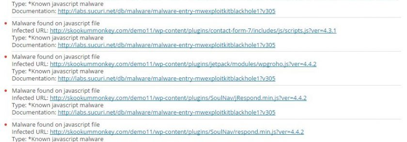 Hack Alert: Massive WordPress Javascript Infections In Legitimate JS Files