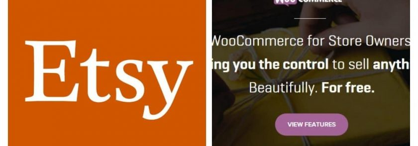 Etsy or WooCommerce: Which Is Better for Your eCommerce Site