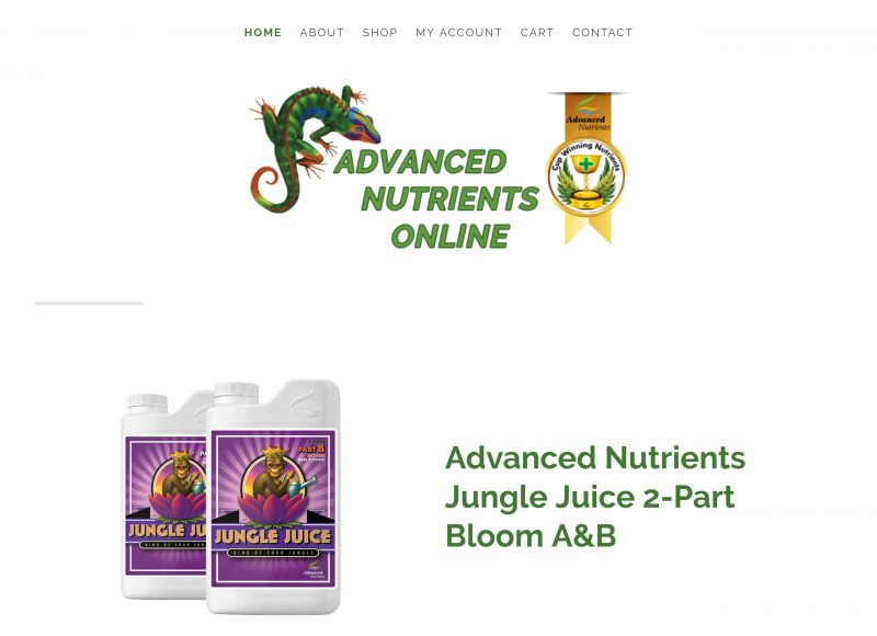 Advanced Nutrients Online