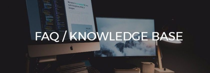 Introducing the Skookum Monkey FAQ and Knowledge Base