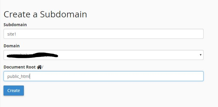 WordPress Multisite with Subdomains SSL Configuration